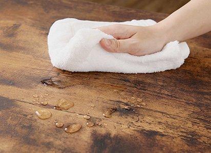 ラスティア ヴィンテージスタイルは汚れや傷に強くメンテナンスフリー